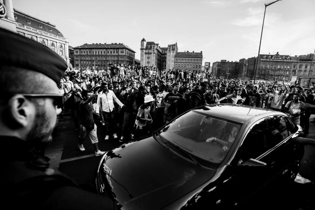 Krízis a Keleti pályaudvaron 04