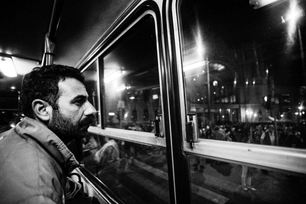 Krízis a Keleti pályaudvaron 09