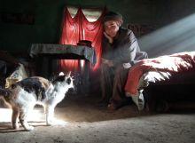 Szenvedély Az uniós csatlakozás ellenére Erdelyben a vidéki szegenyebb falvakban az élet alig változott . Sok ember nehezebb körülményekkel szembesül mint régen , munka alig van . Jancsika bályoki lakos/Bihar megye . Valamikor lovász volt a helyi állami gazdaságban . Jelenleg mélyszegénységben él és alkalmi munkával keresi meg a mindennapi betevöt . Magányában a  kikapcsolódást számára a macskák szeretete , a maga sodorta cigaretta és a háztáji bor biztositja .