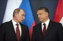 Nagyhatalmak Putyin - Orbán találkozó Budapesten. 2015. február 17.