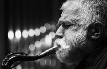 Peter Brötzmann Peter Brötzmann az európai free jazz kiemelkedő alakja a Novara Jazz Fesztiválon koncertezett június 11-én