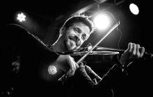Szabó Balázs Szabó Balázs Bandája koncert a budapesti Kobuci Kertben. 2015. 05.15.