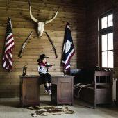 Te is lehetsz cowboy Westernpark nyílt Tordason, ahol autentikus környezetben mindneki kipróbálhatja a korabeli jelmezeket és fegyvereket