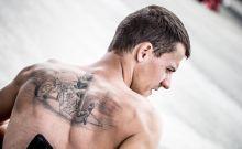 Papp Sanyi 2015.06.27.Papp Sándor a válogatott kajakosból lett motoros dragbike versenyző, aki 2006-ban Athénban 1000 méteren párosban Európa-bajnok lett, azóta már négyszeres motoros dragbike bajnok.