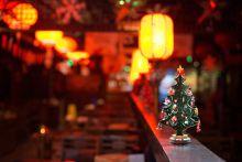 Karácsony Shanghaiban Kínában nem ünneplik a karácsonyt - viszont a nyugati kultúra nyomokban megjelenik itt is