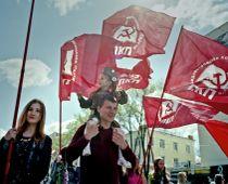 Tiraszpol, Győzelem napja 70 éve ért véget a II. Világháború. 2015. Május 9.-én Tiraszpolban gyözelmi felvonulást tartottak.