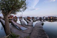 A Bokodi-tó A Bokodi-tó a Komárom-Esztergom megyei Bokodon 2015. július 24-én.