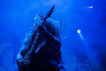 A Black Label Society a Fehérvári Zenei Napokon Zakk Wylde, az amerikai Black Label Society heavy metal együttes frontembere a Fehérvári Zenei Napokon (Fezen) 2015. július 29-én.