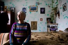 Görögfalva lakója A 77 éves Petridu Alexandrát 10 éves korában menekítették a görög polgárháború elől Magyarországra, a Fejér megyei Beloianniszra, ahol ma egyre jobban fogy a görög nemzetiségű lakosok száma.