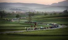 Zarándokok Zarándokok vonulnak a csíksomlyói búcsúra május 23-án.