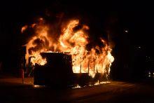Tűz 2015. 02. 15. hajnalán, Budapesten a Szilágyi Erzsébet fasoron, egy Mercedes Citaro típusú autóbusz motorterében keletkezett a tűz, s noha a járművezető azonnal megkezdte az oltást, a busz vázig leégett. A tűzoltók 10 percen belül érkeztek ki, és kezdték meg az oltást habosított vízzel.