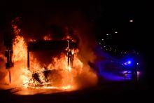 Tűz 2015. 02. 15.-e  hajnalán, Budapesten a Szilágyi Erzsébet fasoron, egy Mercedes Citaro típusú autóbusz kigyulladt, s noha a járművezető azonnal megkezdte az oltást, a busz teljesen kiégett.
