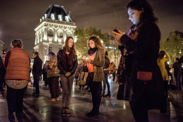 Sokkolta Párizst a terror éjszakája