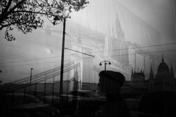 Budapest tükröződései