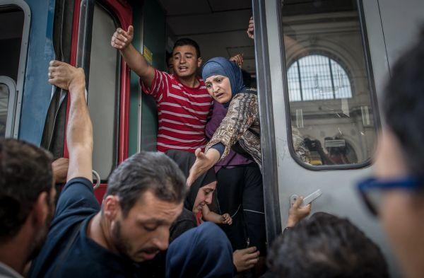 Keleti menekülttábor