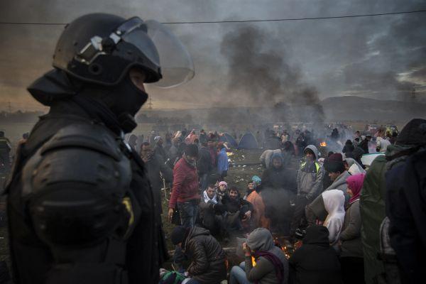Menekültválság