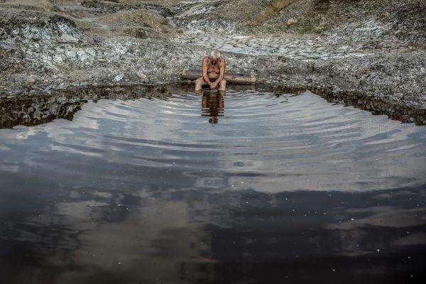 Fürdővilág a sóbányák romjain