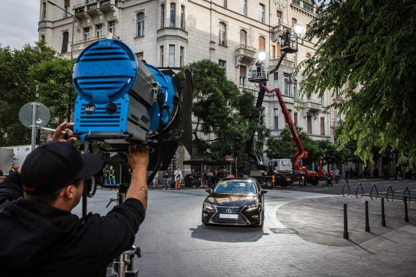 Így készült - külföldi produkciók Magyarországon