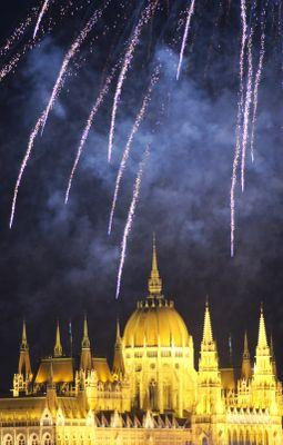 Az augusztus 20-i tűzijátékok emlékezetes pillanatai
