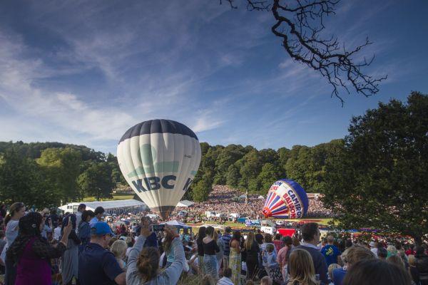 Bristol legballon fesztival