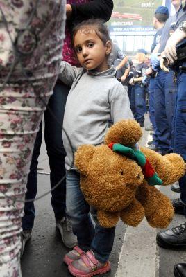Migráns gyermekek Budapesten