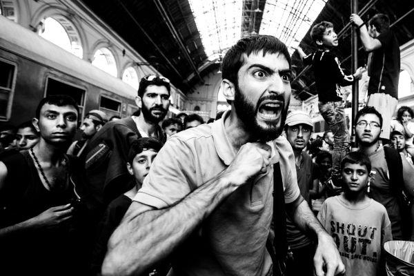 Krízis a Keleti pályaudvaron